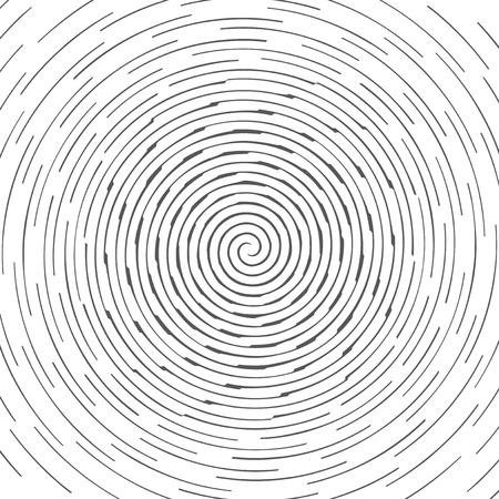 hypnotism: Patr�n de dise�o espiral abstracto. Circular, fondo rotatorio