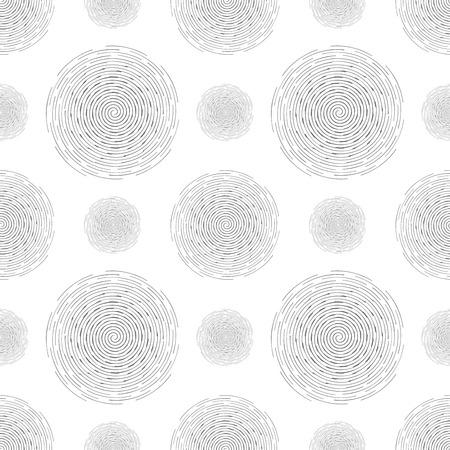 hypnotism: Modelo espiral incons�til abstracto dise�o. Circular fondo, ilustraci�n vectorial.