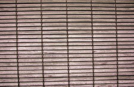 Texture of an old grey wooden shutter