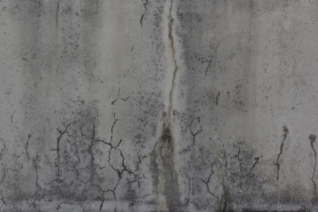 unclean: texture concrete dirty leaking mossy moss unclean mucky filfthy wall Stock Photo