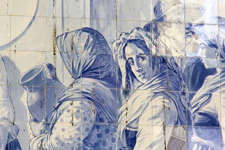 mosaic: tile mosaic