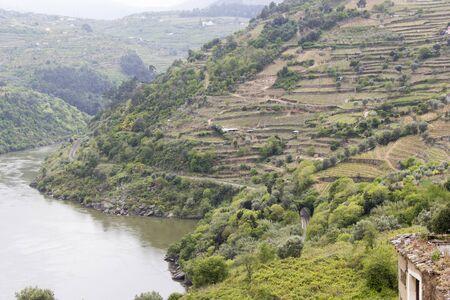douro: village hamlet country river nature douro