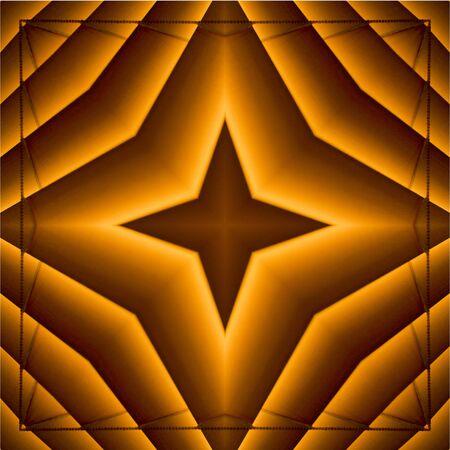 Kaleidoskop Standard-Bild - 62708547