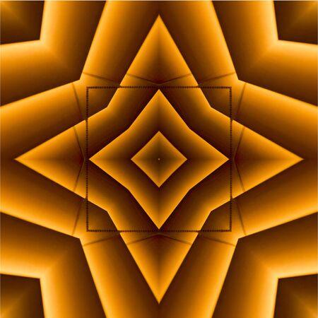 Kaleidoskop Standard-Bild - 62708548