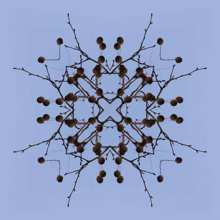 Kaleidoskop Standard-Bild - 62708573