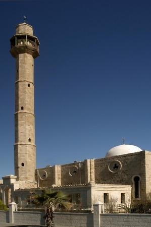 beck: Hassan Beck Mosque, Tel Aviv, Israel.