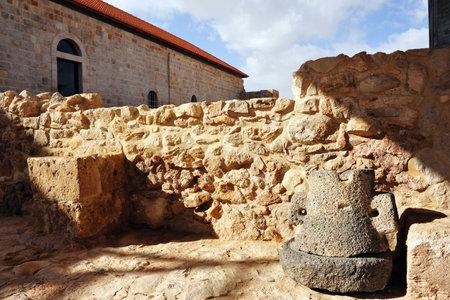 The Good Samaritan Church, Israel  Editorial