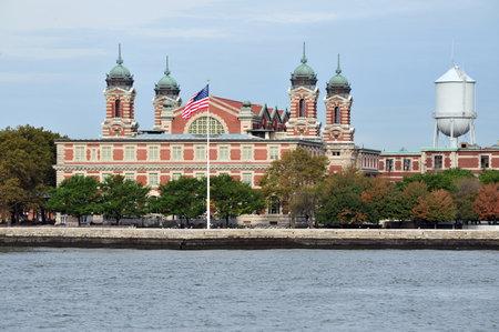 staten: The Staten Island Manhattan, New York, USA. Editorial