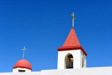 akko: St. Johns Church in Acre Akko, Israel.