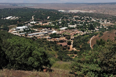 kibbutz: kibbutz Merom GolanIsraeli settlement in the Golan Heights Israel