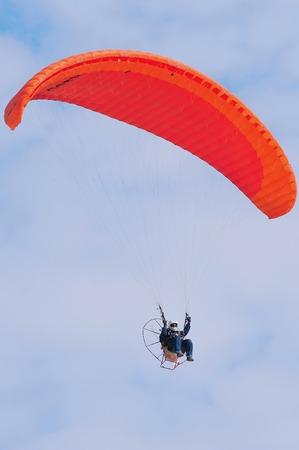 paraglider: Motor Paraglider