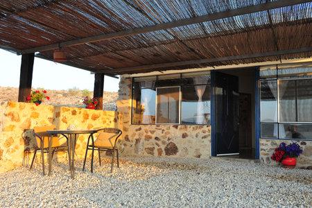 lodges: Desert lodges in the Negev desert  Israel