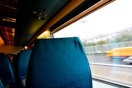 mph: SHANGHAI, CN - MAR 18 2015:Shanghai Maglev Train -Shanghai Transrapid. During a non-commercial test run on 12 November 2003, a maglev train achieved a Chinese record speed of 501 kmh (311 mph)