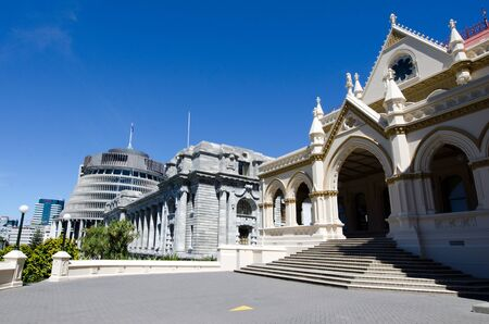 assembly language: Parliament library, Wellington, New Zealand .