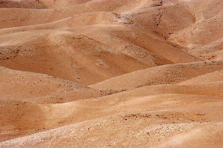 judean hills: Landscape of the Judean Desert, Israel.