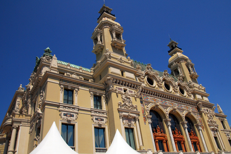 french ethnicity: Monte Carlo Casino.