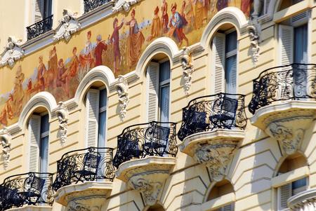 monte carlo: Luxury hotel in Monaco  Monte Carlo