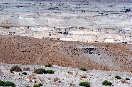 judean: Landscape of the Judean Desert, Israel.