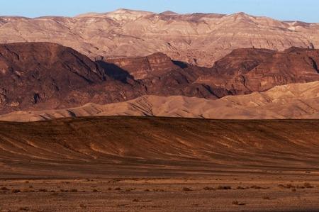 arava: Landscape of the Arava valley in Israel