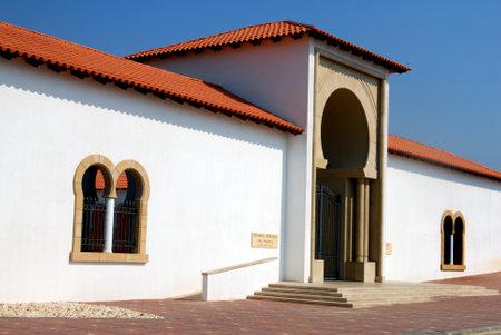 recanati: The Ralli Museum (Recanati) Caesarea Israel. Editorial