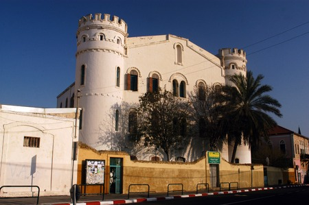 yaffo: San Franciscan Sisters School in Tel Aviv Jaffa, Israel.