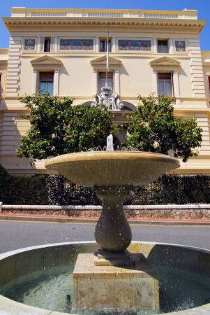 french ethnicity: Luxury house in Monaco-Ville.