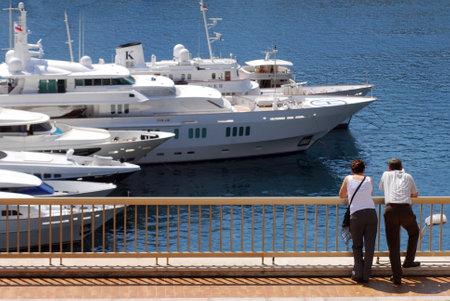 monte carlo: Luxury yachts in Monaco Monte Carlo