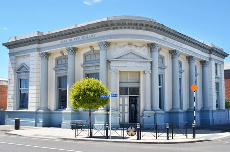continuously: DANNERVIKE, NZ - DEC 03 2014:Bank of New Zealand BNZ is one of New Zealands largest banks and has been operating continuously in the country since 1861. Editorial