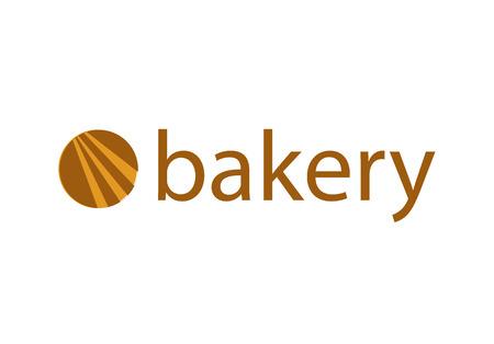 Vector - Bakery logo design. Clean and modern bakery logo design. 矢量图像