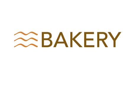 Bakery icon design. 矢量图像