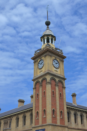 Newcastle Customs House in Newcastle New South Wales, Australia