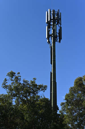 G5 cell phone tower base station using radiofrequency (RF) waves that might increase the risk of health care issues.