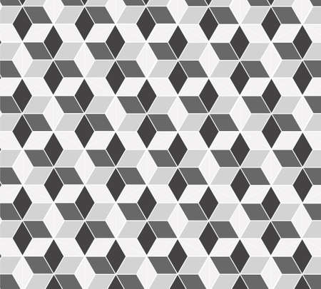 Star of David 3d geometric shape abstract background. 矢量图像