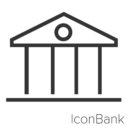 Icon Bank Banking Headquarters