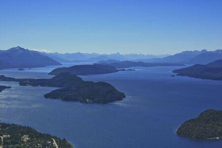 nahuel huapi: Lake Nahuel Huapi in Bariloche
