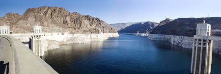 Hoover Dam Stock Photo - 9937676