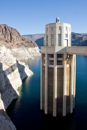 Hoover Dam Stock Photo - 9937681