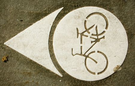 bycicle: bicycle sign