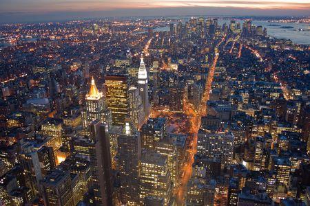 New York City Skyline photo