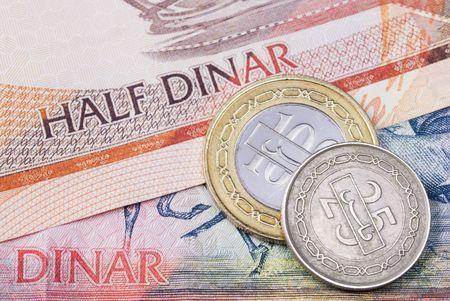 Konink rijk van Bahrein valuta bank biljetten