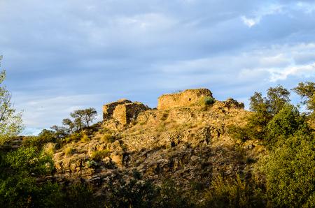 �rabe: Muslim fortress