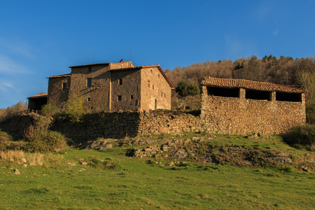 La Palomera: a farmhouse in the middle of the forest