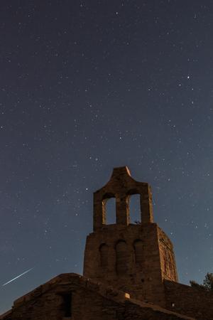 Cuando el santuario es el protagonista en las fotos nocturnas