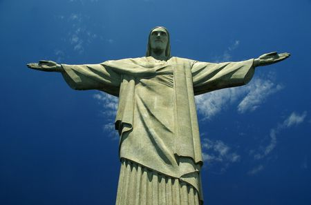 rio: Located atop the Corcovado Hill, the statue of the Christ Redeemer has become the icon of Brazil