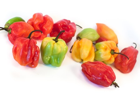 carribean: Peppers from the Carribean Islands