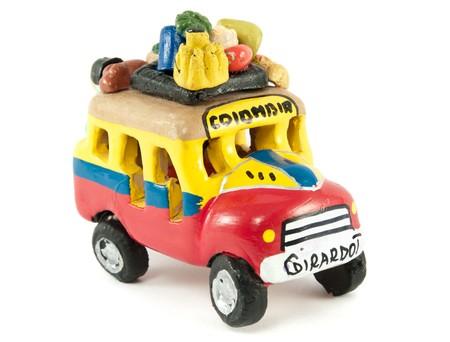 medellin: Colombian bus or chiva