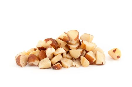 lipid: Brazil nuts from the Amazon forest with high lipid content and similar to Macadamia nut