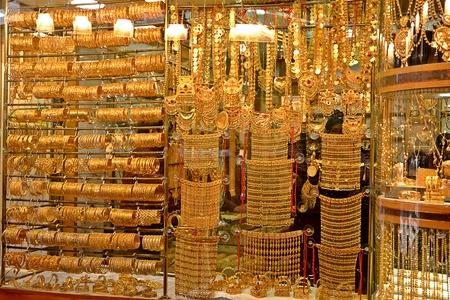 Gold Souk, Dubai, UAE