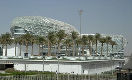 Yas Viceroy Abu Dhabi, UAE