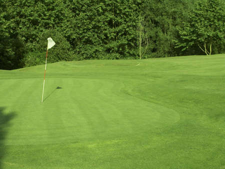 Golfs flag